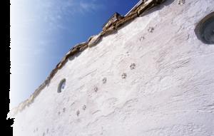 「しっくい壁」イメージ